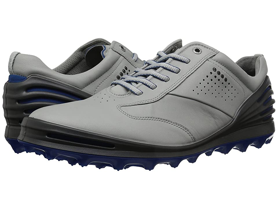 ECCO Golf Cage Pro (Concrete/Bermuda Blue) Men