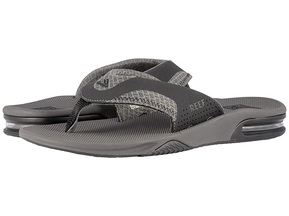 Reef Fanning Mesh (Grey) Men