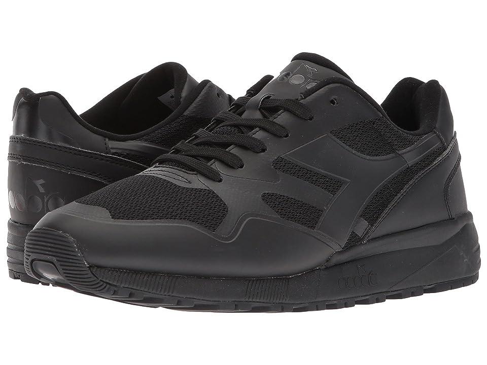 Diadora N902 MM (Black/Black/Black) Men