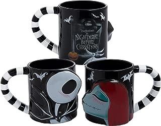 Vandor 84001 The Nightmare Before Christmas 20 Oz. Mug Set