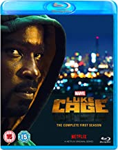 Marvel's Luke Cage - Season 1 [Blu-ray]