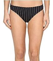 Vince Camuto - Port Vila Stripe Classic Bikini Bottom
