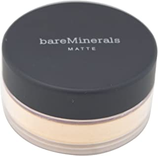 bareMinerals Broad Spectrum SPF 15 Matte Foundation, Fairly Light,0.21 Ounce (Pack of 1)