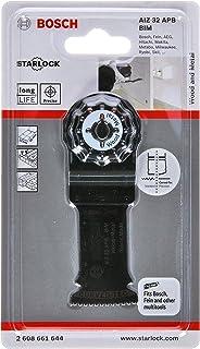 Bosch Professional Sågblad i trä och metall för multifunktionella verktyg Starlock (AIZ 32 APB)