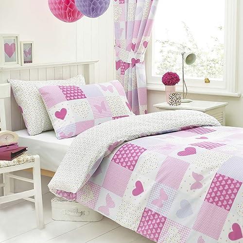 Bedding With Hearts Amazon Co Uk