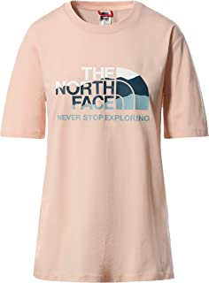 The North Face - Graphic 2 T-Shirt for Women - Standard Fit Tee - Crew Neck