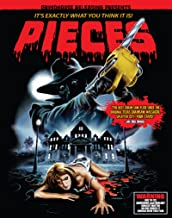 Pieces 2 Blu-rays