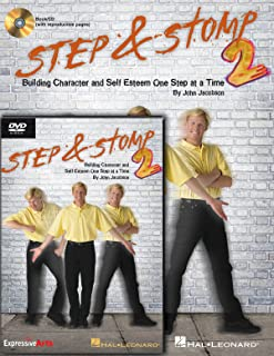 Step & Stomp 2: Building Character and Self Esteem One Step at a Time (Expressive Arts)