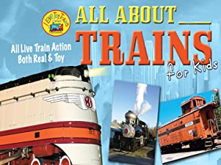 I Love Toy Trains - All About Trains for Kids