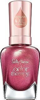 pomegranate color nail polish