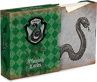 Cartamundi Harry Potter House Playing Cards-Slytherin