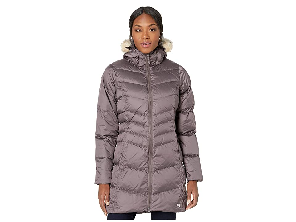 Mountain Hardwear Downtowntm Coat (Purple Dusk) Women