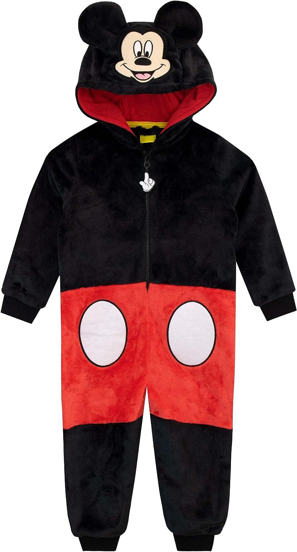 Disney Pijama Entera para niños Mickey Mouse