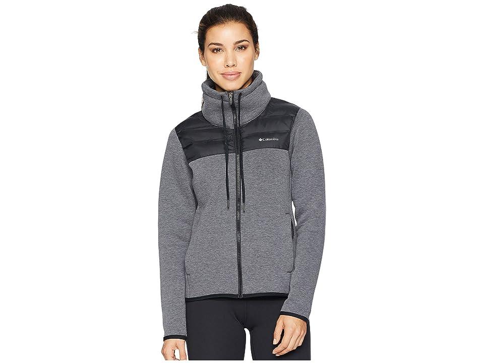 Columbia Northern Comforttm Hybrid Jacket (Black) Women