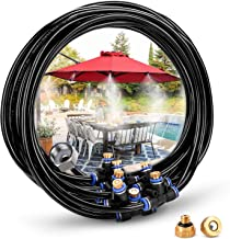 havit Système d'irrigation Système de brumisateur extérieur Système de Refroidissement (8 mètres)