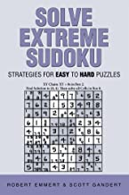 Solve Extreme Sudoku: Strategies for Easy to Hard Puzzles