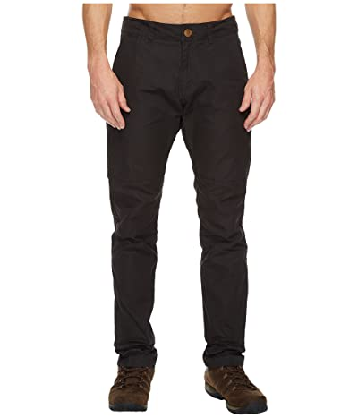 Fjallraven Sormland Tapered Trousers (Dark Grey) Men