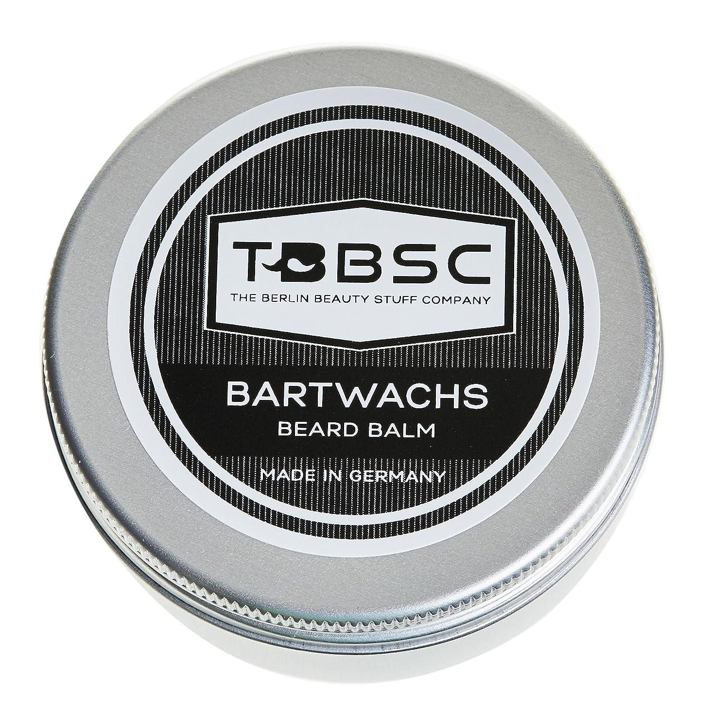 症候群ネックレス選ぶTBBSCビアードワックス60gドイツ製ケア+スタイリングのためのひげバーム