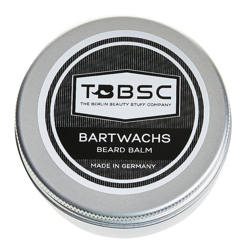 ブリークコントラスト富TBBSCビアードワックス60gドイツ製ケア+スタイリングのためのひげバーム