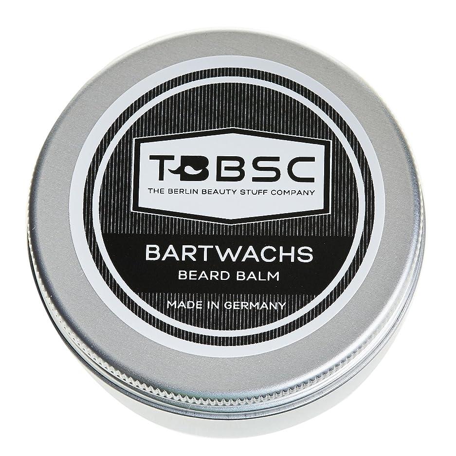 暖炉マイナステープTBBSCビアードワックス60gドイツ製ケア+スタイリングのためのひげバーム