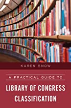 library of congress classification guide