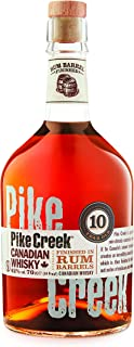 Pike Creek 10 Jahre Canadian Whisky 1 x 0,7 l
