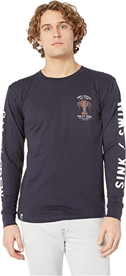 Bugging Out Long Sleeve Tee