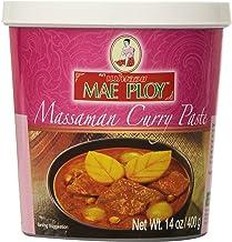 Mae Ploy Thai Matsaman (Massaman) Curry Paste - 14 oz jar
