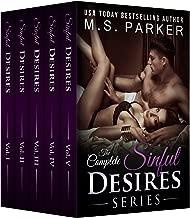 Sinful Desires: Billionaire Romance Complete Series