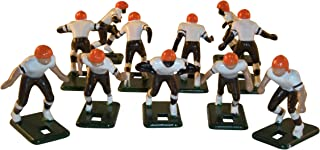 Electric Football 67 Big Men 11 in Brown Orange Away Uniform