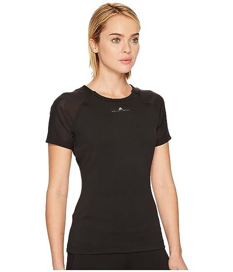 BS1375 Stella adidas de Negro Camiseta McCartney Train qwXKfqHER7