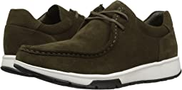 Olive Calf Suede