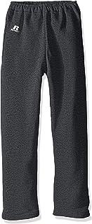 Rassell Athletic Boys 'Big Youth Dri-Power Fleece Open Pant Pocket Pocket Bottom Pocket