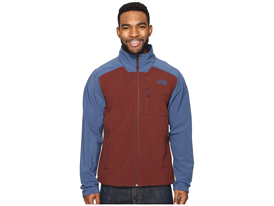 ... netherlands the north face apex bionic 2 jacket sequoia red shady blue  prior season mens coat ... d2daab98f