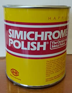 Happich Simichrome Polish 1000 Gram Can
