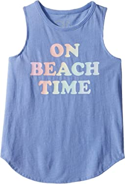 Super Soft Beach Time Tank Top (Little Kids/Big Kids)