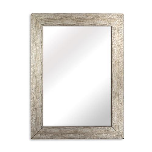 Wooden Mirror Amazon Com