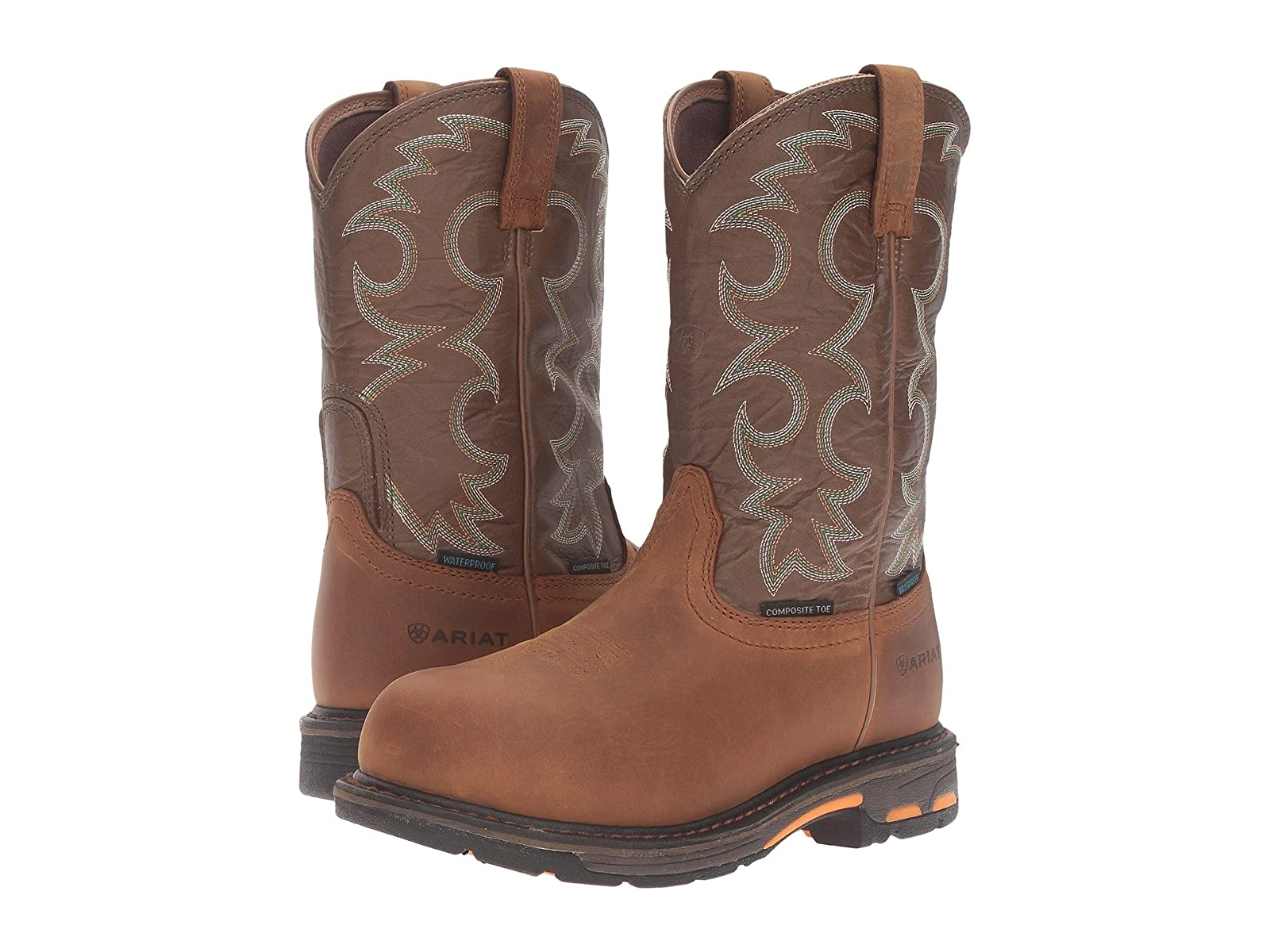 Ariat Workhog Pull-On CT WPSelling fashionable and eye-catching shoes