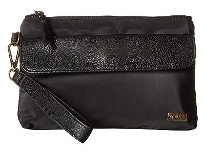 Roxy Wild Free Wallet (Anthracite) Wallet Handbags