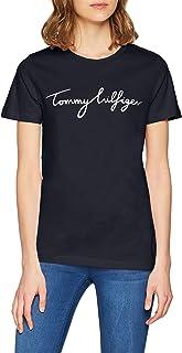 TOMMY HILFIGER WW0WW22406 Camiseta para Mujer