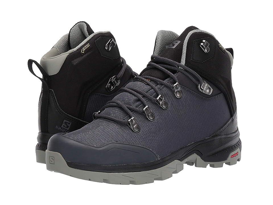 Image of Salomon Outback 500 GTX(r) (Ebony/Black/Shadow) Women's Shoes