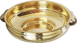 Brass Gift Center Brass Urli Kadhai 35 cm