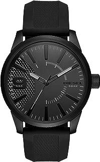 Diesel Analog Black Dial Men's Watch-DZ1807