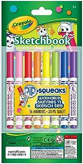 CRAYOLA Pip-Squeaks Skinnies 'n Sketch Set-