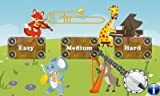 Jeux de musique pour les tout petits et les enfants : découvrir des instruments de musique et les sons ! GRATUIT