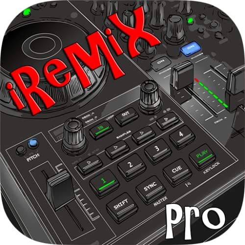 iRemix Pro - Portable DJ Music Remixer Mix Station
