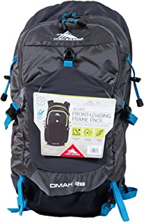 High Sierra 28 Liter Front-Loading Frame Pack - OMAK 28 Urban/Trail Hiking (Hydration Access Ready)