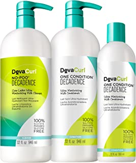DevaCurl So Extra Liter Duo - Super Curly
