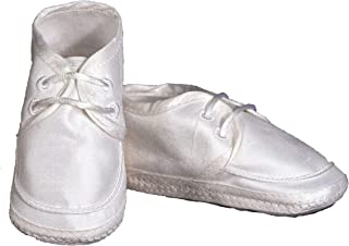 white baptism shoes boys