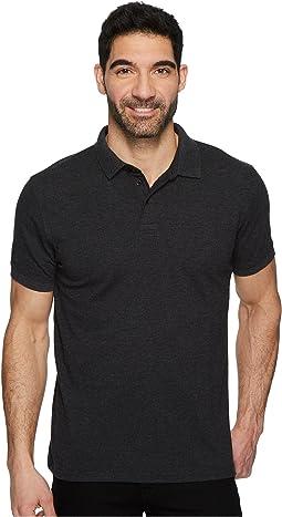 Lucky Brand - Pique Polo Shirt